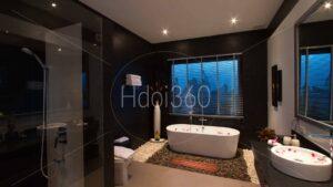 Photo salle de bain airbnb