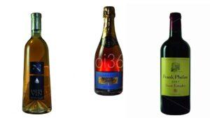 Photographie bouteilles pour winarun