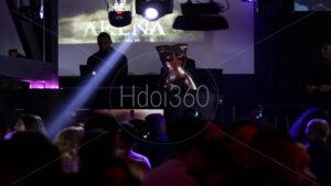 Photographie du DJ