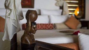Photographie touristique : Statuette de décoration