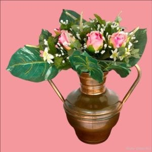 Fond pastel rose