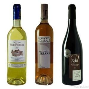 Photographie bouteille de vin