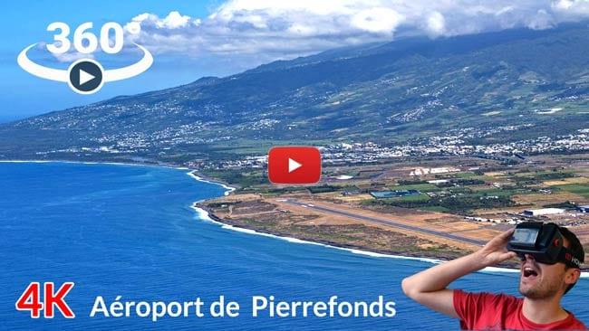 Video 360 aeroport de Pierrefonds