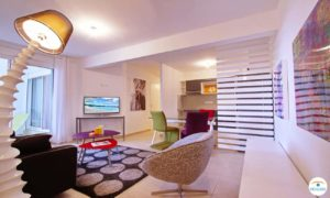 Accroche appartement