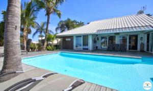 Accroche villa à vendre